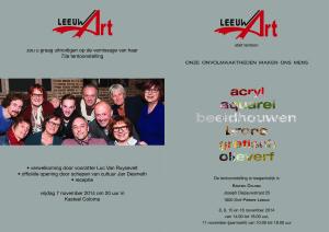 LeeuwArt expo 2014