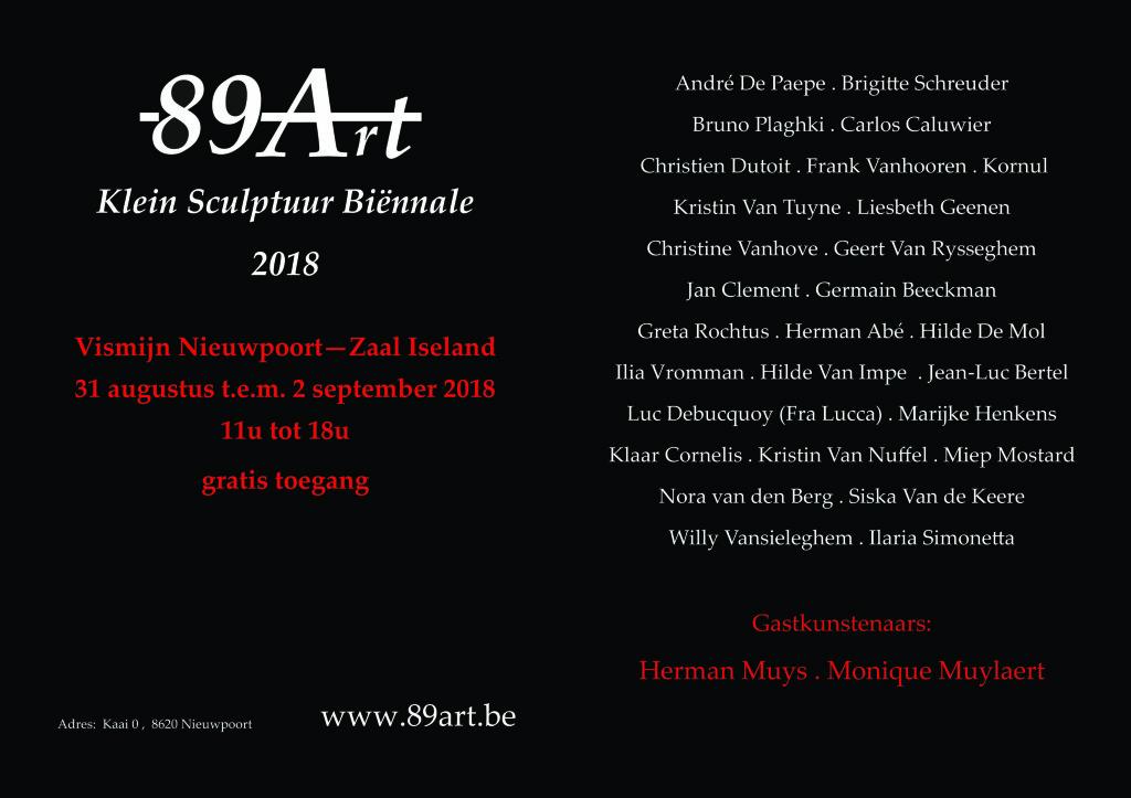 uitnodiging 89art